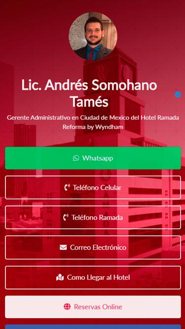 Tarjeta Lic. Andres S.